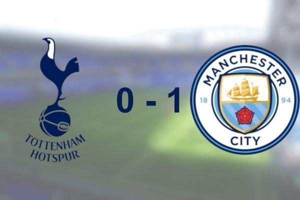 Spurs vs Man City