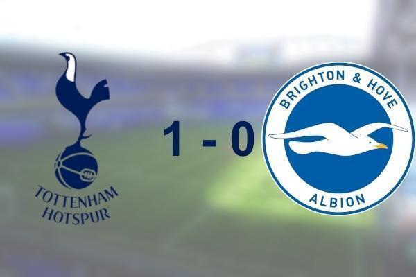 Spurs 1 - 0 Brighton