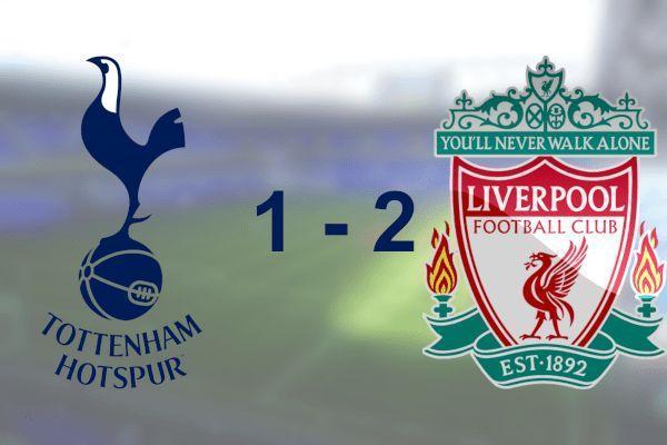 Spurs v Liverpool Tickets