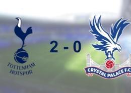 Spurs 4-0 Crystal Palace