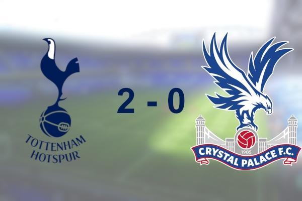 Spurs 2 - 0 Crystal Palace