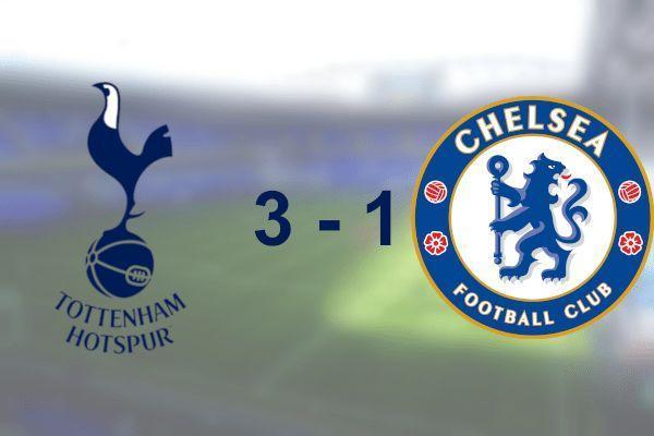 Spurs vs Chelsea Tickets