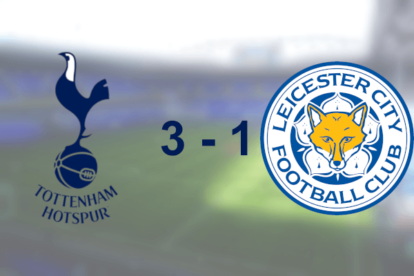 Spurs 3-1 Leicester