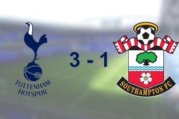 Spurs vs Southampton Tickets