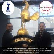 Spurs corporate hospitality packages at the new stadium