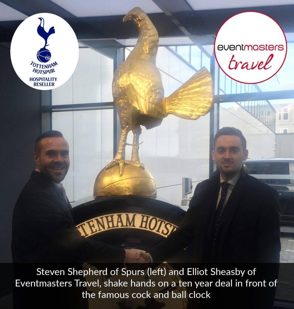 Club Corporate Travel: Tottenham Hotspur Corporate Hospitality