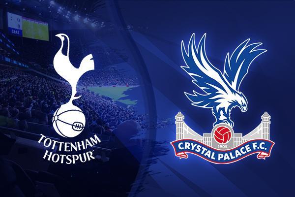 spurs vs crystal palace tickets