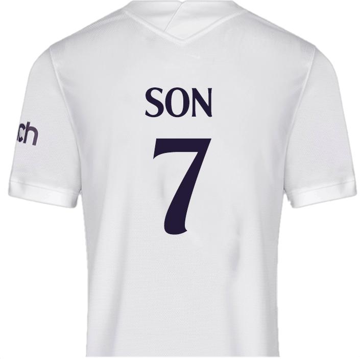 No.7 Son - Spurs T shirt