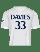 davies - spurs shirt