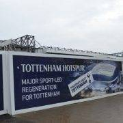 Spurs New Stadium: An Inside Look (Video)