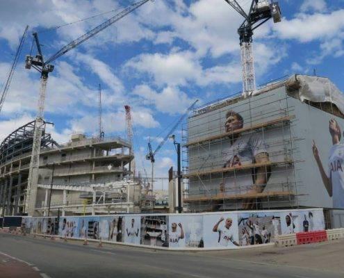 Spurs New Stadium: An Inside Look (Video)
