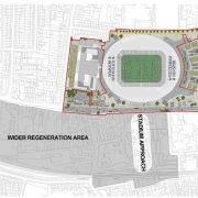 Spurs New Stadium Plan