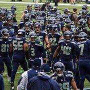 Seattle Seahawks - NFL at the new Spurs Stadium