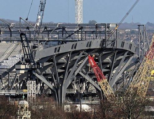 Spurs New Stadium: March Video Update