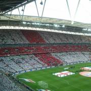 Wembley - international break