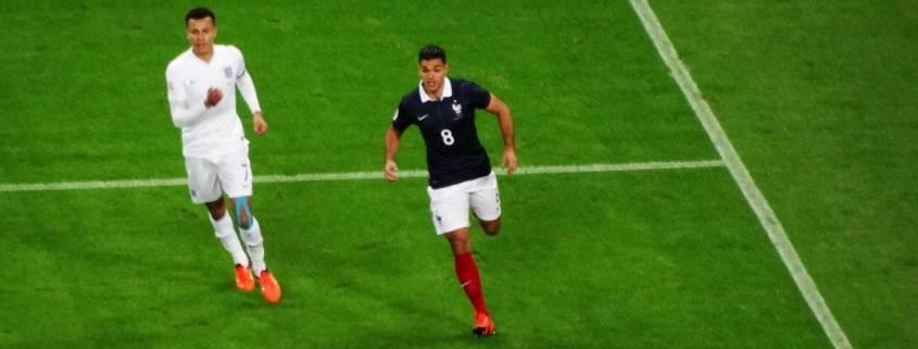TOttenham Hotspur Midfielder Dele Alli playing for England