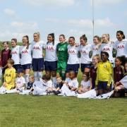 Spurs Ladies Team
