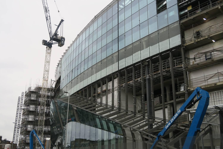 New Spurs Stadium LED Panels
