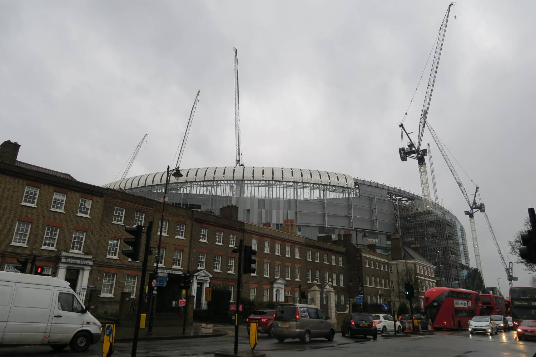 THFC New Stadium
