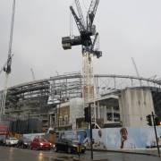 Pics of New Spurs Stadium