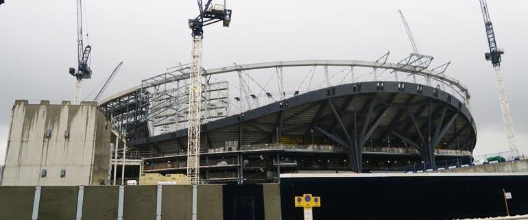 Spurs South Stand