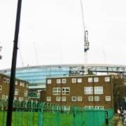 New Spurs Stadium East