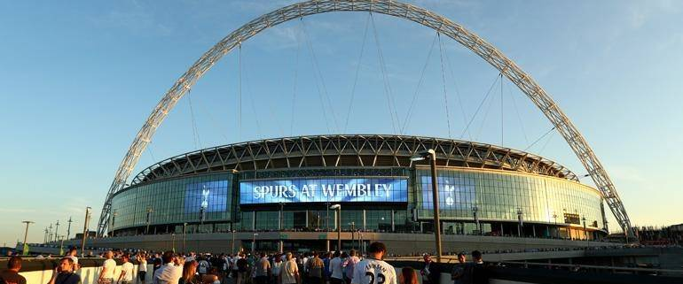 Spurs vs Man City - Review Wembley