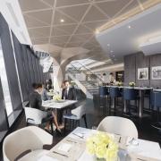 Upgraded dining facilities at Spurs New Stadium