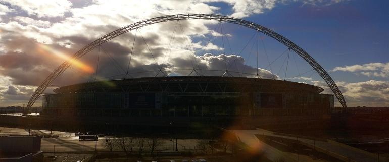 Final Sunset at Wembley