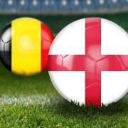 Belgium v England Third Place Play-off