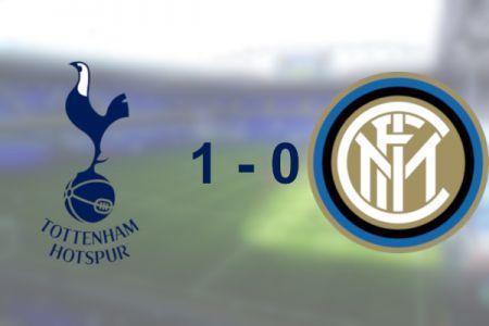 Spurs 1-0 Inter Milan