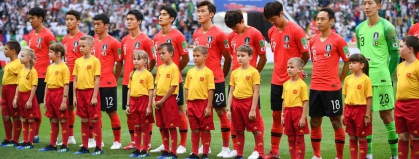 Son Captains South Korea to Gold