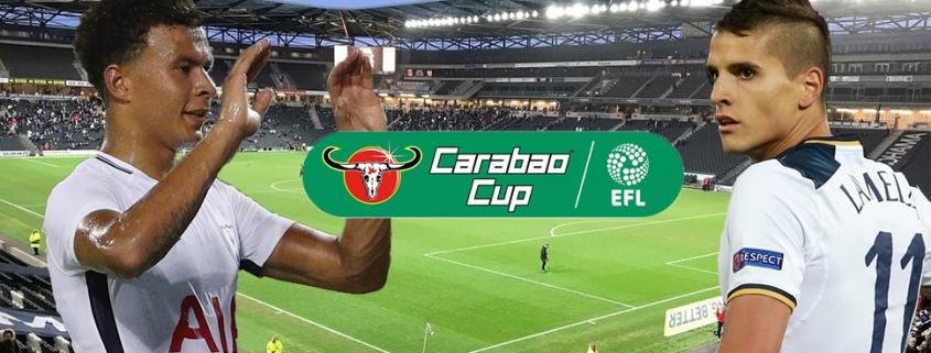 Spurs v Watford - Carabao Cup