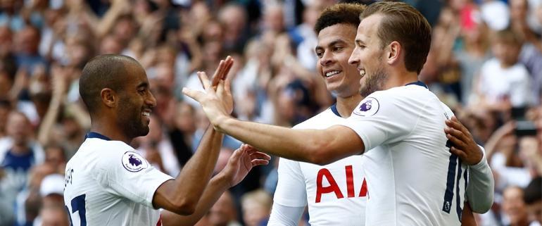 Spurs v PSV - Champions League Match Report