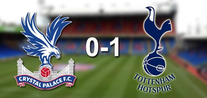 Crystal Palace 0-1 Spurs - Match Report
