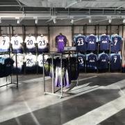 Spurs Club Shop Kits