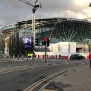 New Stadium - October 2018