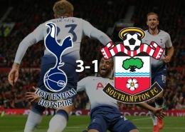 Spurs 3-1 Southampton