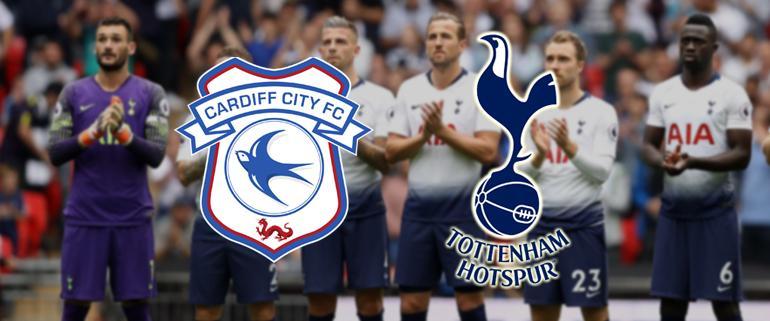 Cardiff v Spurs Premier League Match Report