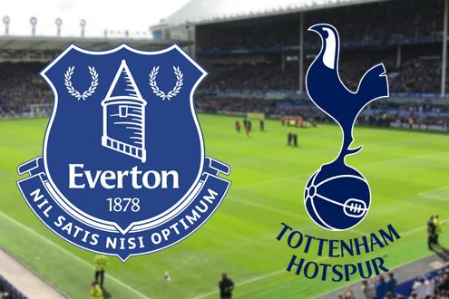 Everton v Spurs Premier League Report