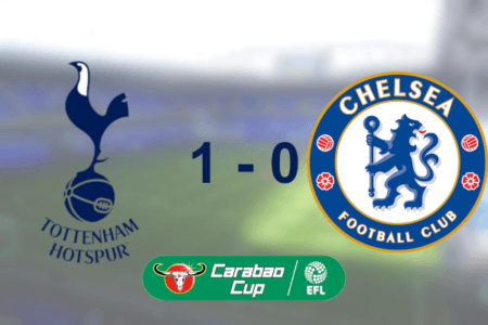 Spurs v Chelsea Carabao Cup Tickets and Hospitality