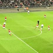Spurs v Man United Premier League Report