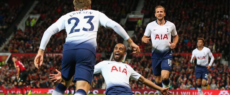 Spurs v Manchester United Premier League Preview