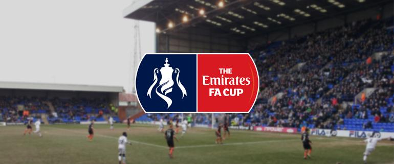 Tranmere v Spurs FA Cup Preview