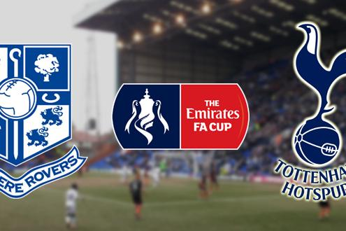 Tranmere v Spurs FA Cup Review