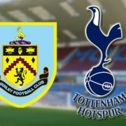 Burnley v Spurs Turf Moor