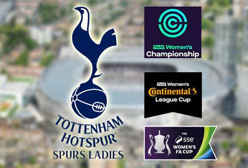 Spurs Ladies Report