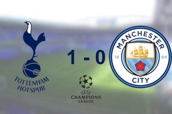 Spurs V Manchester City Tickets Champions League