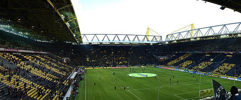 Dortmund v Spurs Preview