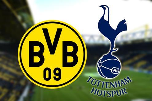 Borussia Dortmund v Spurs Match Report